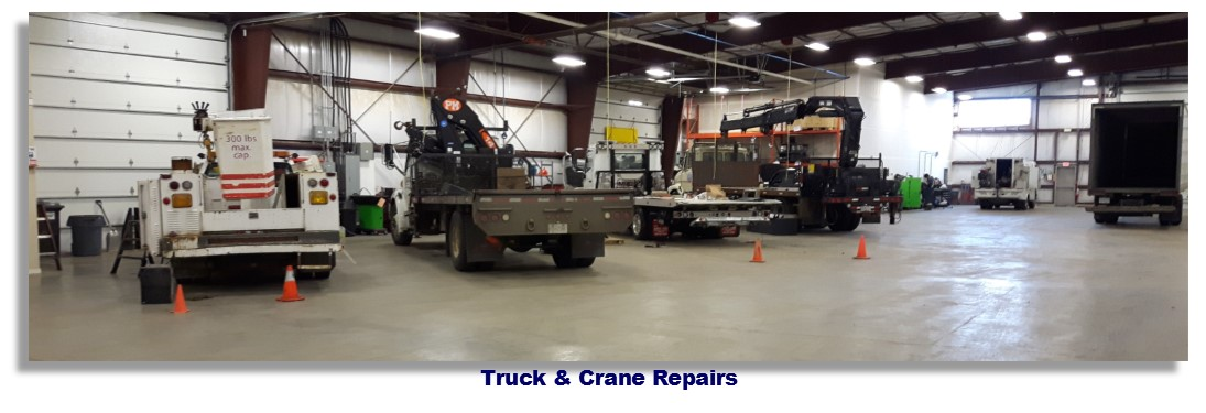 Slideshow Image 0 - Truck Trailer repair